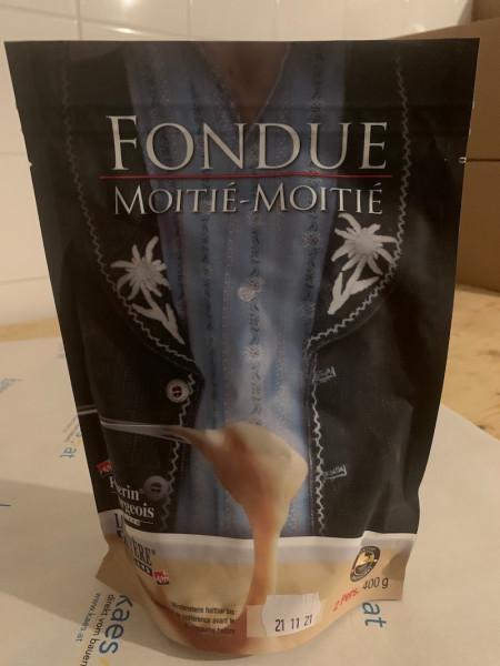 Schweizer Fonduemischung Moitié Moitié