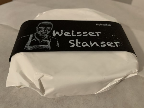 Weisser Stanser Kuhmilch (200 gramm)