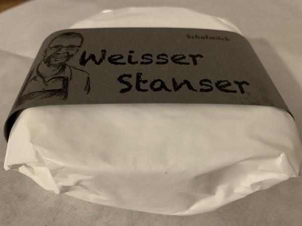 Weisser Stanser Schafmilch (200 gramm)